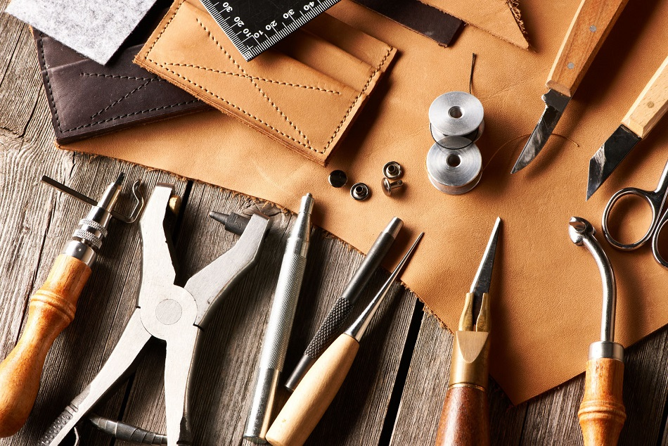 Know Your Leather Tools